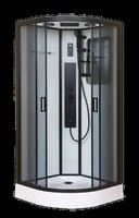 Душевая кабина 100 см. Niagara NG-6902-01G BLACK
