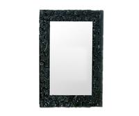 Зеркало в ванную комнату  Dubiel Vitrum Помпея Прямоугольник BLACK 70х150