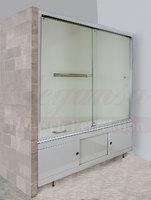 Шторка в ванну PUCSHO VORHANG TR-3100