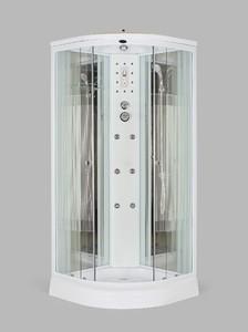 Душевая угловая кабина с ванной Niagara NG-7012N