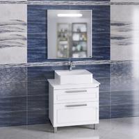 Комплект мебели СаНта Нептун 80 напольный со столешницей