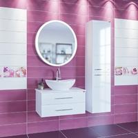 Комплект мебели СаНта Вегас 80 подвесной со столешницей