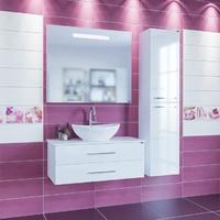 Комплект мебели СаНта Вегас 100 подвесной со столешницей