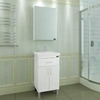 Комплект мебели для ванной комнаты СаНта Дублин 50 с 1 ящиком