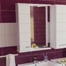 Комплект мебели для ванной комнаты СаНта Омега 60