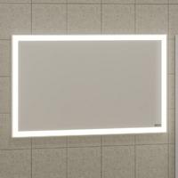 Зеркало в ванную комнату СаНта Марс 120 с LED-подсветкой