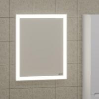 Зеркало в ванную комнату СаНта Марс 60 с LED-подсветкой