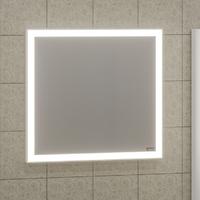 Зеркало в ванную комнату СаНта Марс 80 с LED-подсветкой