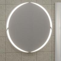 Зеркало в ванную комнату СаНта Сатурн 80 с LED-подсветкой