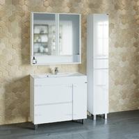 Комплект мебели СаНта Марс 90 напольный