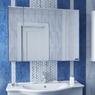 Комплект мебели СаНта Эльбрус 100 + Зеркало Стандарт 100
