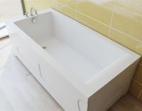 Эстет Дельта 170А ванна из литого мрамора