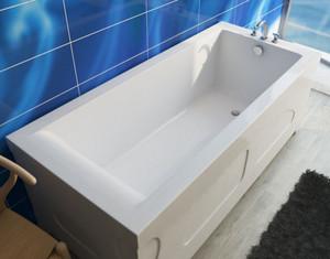 Эстет Дельта 160А ванна из литого мрамора