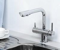 Смеситель для кухни WasserKRAFT A8017 под фильтр