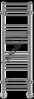 Водяной полотенцесушитель Терминус АВРОРА С ПОЛКОЙ П20 (4-6-6-4) 332