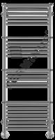 Водяной полотенцесушитель Терминус АВРОРА С ПОЛКАМИ П27 (9-6-6-6) 532