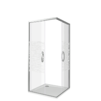 Душевой уголок 100 см. Good Door ANTARES CR-100-W-CH