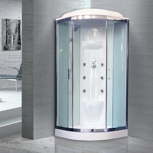 Душевая кабина 100 см. Royal Bath RB 100HK7-WT-CH
