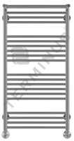 Водяной полотенцесушитель Терминус АВРОРА С ПОЛКОЙ П20 (4-6-6-4) 532