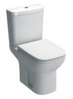 Унитаз напольный Pure 61,5 см + бачок + сиденье с микролифтом 9819B003-7200