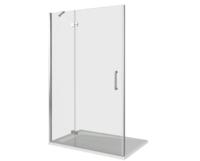 Душевая дверь Good Door SATURN WTW-110-C-CH-R