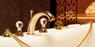 Смеситель в ванную Webert Karenina КА730101015 Хром/кристаллы Swarovski