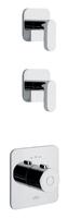 Смеситель в ванную Webert Living LV971402015 Хром