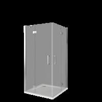 Душевой уголок 90х90 Good Door SATURN CR-90-C-CH