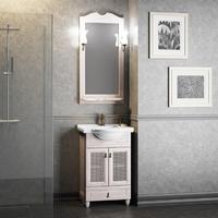Комплект мебели для ванной комнаты OPADIRIS ТИБЕТ 55 БЕЛЫЙ