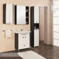 Комплект мебели для ванной комнаты Акватон КРИТ 65 Н