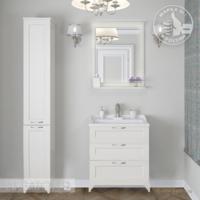 Комплект мебели для ванной комнаты Акватон ЛЕОН 65Н (дуб белый)