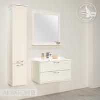 Комплект мебели Акватон ЛЕОН 80 (дуб белый)