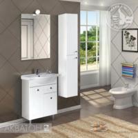 Комплект мебели для ванной комнаты Акватон ЛИАНА 60 М