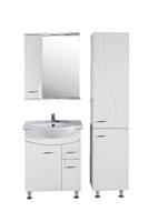 Комплект мебели для ванной комнаты АСБ мебель Альфа 65