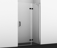 Душевая дверь WasserKRAFT Aller 10H05RBLACK (правая)