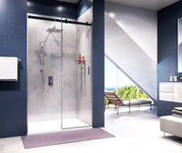Душевая дверь WasserKRAFT Alme 15R31