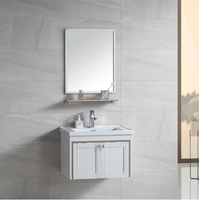 Комплект мебели для ванной комнаты RIVER AMALIA 605 BG