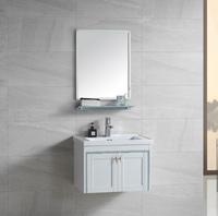 Комплект мебели для ванной комнаты RIVER AMALIA 605 BU