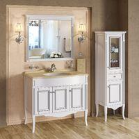 Комплект мебели TIMO Aura 100 M-R Белая