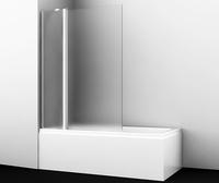 Шторка в ванну WasserKRAFT Berkel 48P02-110L Matt glass Fixed