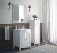 Комплект мебели для ванной комнаты COROZO Блюз 65