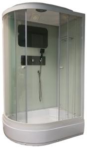 Душевая кабина асимметричная PARLY BMM120R (правая)