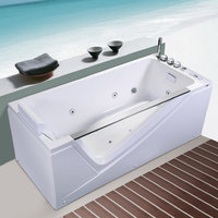 Ванна акриловая ORANS OLS-BT65108R