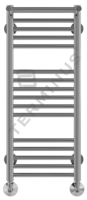 Водяной полотенцесушитель Терминус АВРОРА С ПОЛКОЙ П16 (5-6-5) 332
