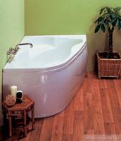 Ванна Vagnerplast Melite 160x105 R (правая)