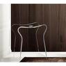 WeltWasser WW DH прозрачный пластиковый стул для ванной