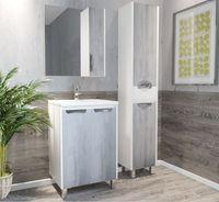 Комплект мебели для ванной комнаты COROZO Чикаго 65