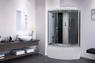 Душевая прямоугольная кабина с ванной PARLY CNE170