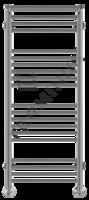 Водяной полотенцесушитель Терминус АВРОРА С ПОЛКОЙ П20 (4-6-6-4) 432