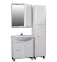 Комплект мебели для ванной комнаты М-Классик Диана 60 ЛН